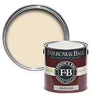 Farrow & Ball New White no.59 Matt Modern emulsion paint 2.5L
