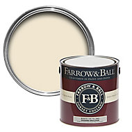 Farrow & Ball Modern White tie No.2002 Matt Emulsion paint, 2.5L