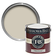 Farrow & Ball Shaded White no.201 Matt Modern emulsion paint 2.5L