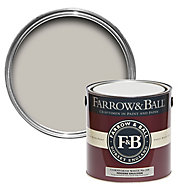 Farrow & Ball Modern Cornforth white No.228 Matt Emulsion paint, 2.5L