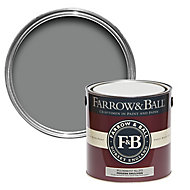 Farrow & Ball Modern Plummett No.272 Matt Emulsion paint, 2.5L