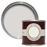 Farrow & Ball Strong White no.2001 Estate emulsion paint 0.1L Tester pot