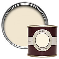 Farrow & Ball Estate White tie No.2002 Emulsion paint 0.1L Tester pot