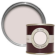 Farrow & Ball Estate Great white No.2006 Emulsion paint, 0.1L Tester pot