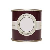 Farrow & Ball Estate Blackened No.2011 Emulsion paint, 0.1L Tester pot