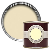 Farrow & Ball Estate House white No.2012 Emulsion paint, 0.1L Tester pot