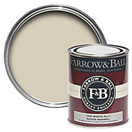 Farrow & Ball Off White no.3 Estate Eggshell paint 750 ml