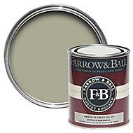 Farrow & Ball Estate French gray No.18 Eggshell Metal & wood paint, 0.75L
