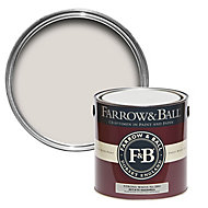 Farrow & Ball Estate Strong white No.2001 Eggshell Metal & wood paint, 2.5L