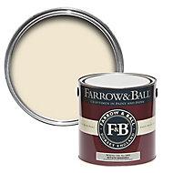 Farrow & Ball White Tie no.2002 Estate Eggshell paint 2.5L