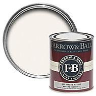 Farrow & Ball All White no.2005 Estate Eggshell paint 750 ml