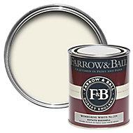 Farrow & Ball Estate Wimborne white No.239 Eggshell Metal & wood paint, 0.75L