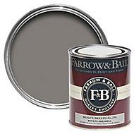 Farrow & Ball Estate Mole's breath No.276 Eggshell Metal & wood paint, 0.75L