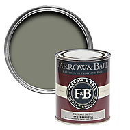 Farrow & Ball Estate Treron No.292 Eggshell Metal & wood paint, 0.75L