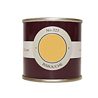 Farrow & Ball Estate Babouche No.223 Emulsion paint 100ml Tester pot