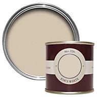 Farrow & Ball Joa's White no.226 Estate emulsion paint 0.1L Tester pot
