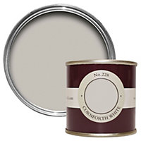 Farrow & Ball Cornforth White no.228 Estate emulsion paint 0.1L Tester pot