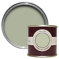 Farrow & Ball Estate Vert de terre No.234 Emulsion paint 100 Tester pot