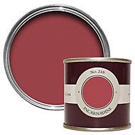 Farrow & Ball Estate Incarnadine No.248 Emulsion paint, 0.1L Tester pot