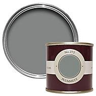 Farrow & Ball Estate Plummett No.272 Emulsion paint, 0.1L Tester pot