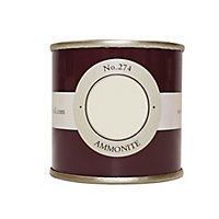 Farrow & Ball Estate Ammonite No.274 Emulsion paint 100 Tester pot