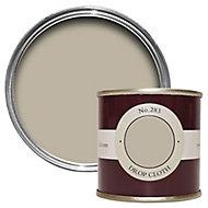 Farrow & Ball Estate Drop cloth No.283 Emulsion paint, 0.1L Tester pot