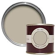 Farrow & Ball Drop Cloth no.283 Estate emulsion paint 0.1L Tester pot