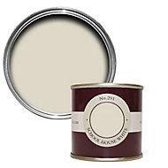 Farrow & Ball School house white No.291 Matt Emulsion paint 100ml Tester pot