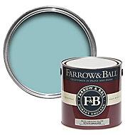 Farrow & Ball Estate Blue ground No.210 Matt Emulsion paint, 2.5L