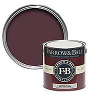 Farrow & Ball Estate Brinjal No.222 Matt Emulsion paint, 2.5L