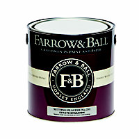 Farrow & Ball Estate Setting plaster No.231 Matt Emulsion paint, 2.5L