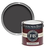 Farrow & Ball Estate Tanners brown No.255 Matt Emulsion paint, 2.5L