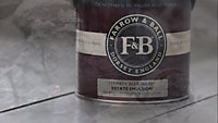 Farrow & Ball Estate Stiffkey blue No.281 Matt Emulsion paint, 2.5L