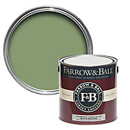 Farrow & Ball Estate Yeabridge green No.287 Matt Emulsion paint, 2.5L