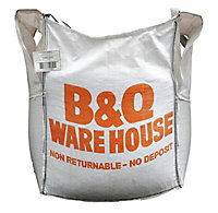 5030349002729 YELLOW BUILDING SND NO RETURN BULK BAG