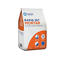 Tarmac Rapid Set Mortar, 5kg Bag