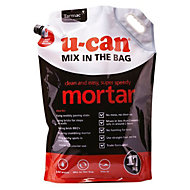 U-Can Mix in the bag Mortar, 17kg Bag