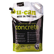 U-Can Mix in the bag Concrete, 17kg Bag