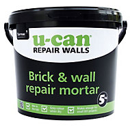 U-Can Brickwork Repair mortar, 5kg Tub