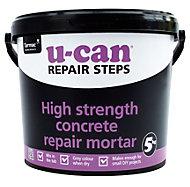 U-Can High strength Concrete repair mortar 5kg Tub