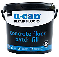 U-Can Concrete floor patch fill 5kg Tub