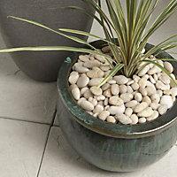 Tarmac White Pebbles, 5kg