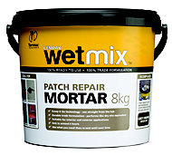 Tarmac Wet mix Repair mortar, 8kg Tub