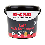 U-Can Damaged brick repair mortar 5kg Tub