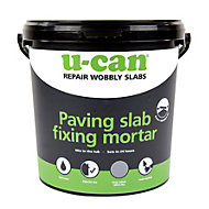 U-Can Slab fix Paving Mortar, 10kg Tub