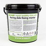 U-Can Slab fix Paving Mortar, 10kg Tub