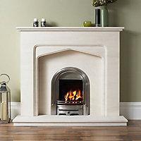 Modena Oslo Grey Fireplace surround set