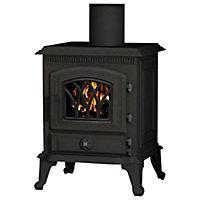 Be Modern Windsor Black Solid fuel Stove