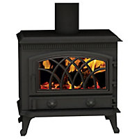 Be Modern Windsor Black Solid fuel Stove