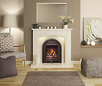 Be Modern Tahlia Manila Fire surround with lights